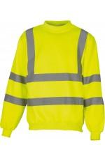 Sweat-Shirt Haute Visibilité Personnalisable