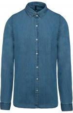 Chemise Chambray Homme Personnalisable