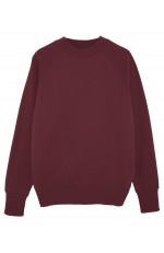 Sweatshirt Large Bio Col Haut Relaxed Fit à Personnaliser