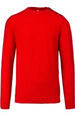Pullover fantaisie personnalisable pour homme