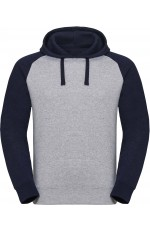 Sweat-shirt capuche baseball authentic pour homme à personnaliser