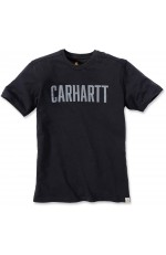 T-shirt logo Block Carhartt personnalisable