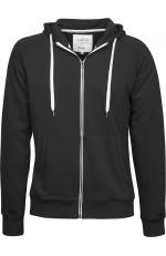 Sweat à capuche urban zip hoodie pour homme personnalisable
