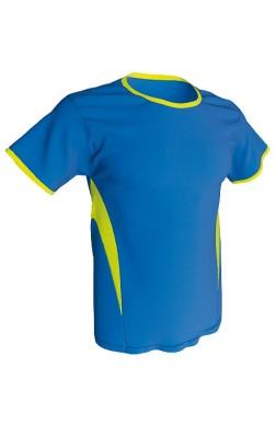 e36d12178de03 T shirt de sport 2 couleurs personnalisable pour association    Personnalisation sur T shirt et textile