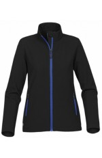Softshell orbiter pour femme personnalisable