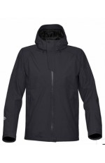 Softshell fourdre waterproof pour homme personnalisable