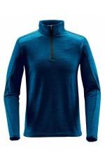 Pullover thermal zippé pour homme personnalisable