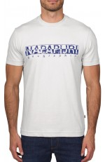 T-shirt solanos Napapijri personnalisable