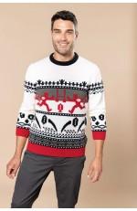Pullover Noel à personnaliser
