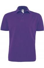 Polo coton épais 18 couleurs à personnaliser