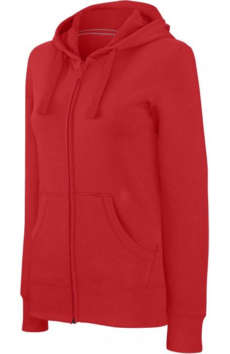 Accueil Femmes Sweat-Shirt Zippé Capuche Femme Kariban Personnalisable.  Précédent. Suivant 675e0c3b587