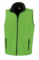 "Body Softshell ""Printable"" Homme Personnalisable"