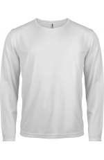 T-Shirt Sport Manches Longues Sublimable