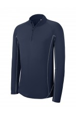 Sweat 1/4 Zip Homme Running Personnalisable