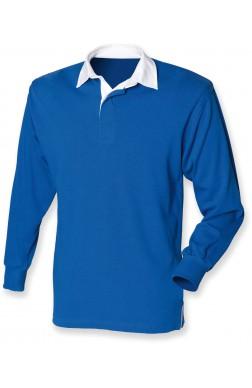26c0af835d8bf Polo Rugby Enfant Manches Longues à personnaliser | Personnalisation sur T  shirt et textile