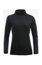 T-Shirt Manches Longues Col Roulé Femme à Personnaliser