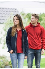 Sweatshirt Fullzip Sportif à personnaliser