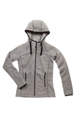f876d0f3fe Veste Polaire Zippée à Capuche Femme Personnalisable | Personnalisation sur  T shirt et textile
