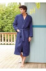 Peignoir Col Kimono à Personnaliser
