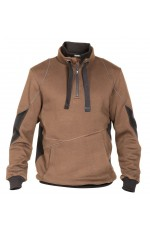 Sweat-shirt de Travail bicolore Personnalisable