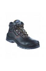 Chaussures Hautes de Protection en Cuir