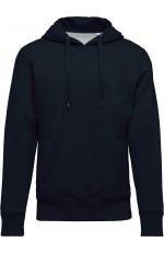 Sweat-shirt Bio à Capuche Homme Personnalisable