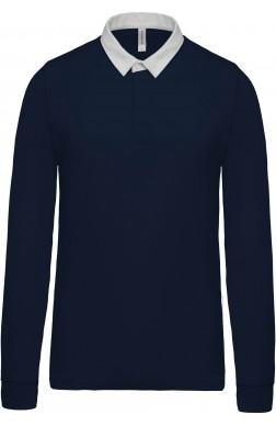 491b11f849e38 Polo Rugby Enfant à personnaliser | Personnalisation sur T shirt et textile
