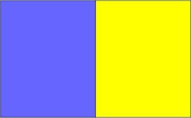 Bleu ocean / lime punch