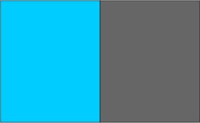 Bleu ardoise / gris