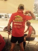 Koncept shirt, fournisseur officiel du Trail des Pyramides Noires!
